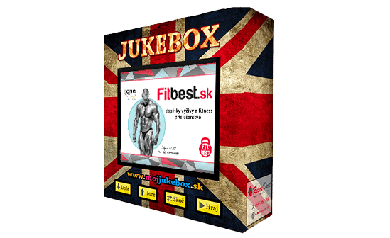 jukebox reklama