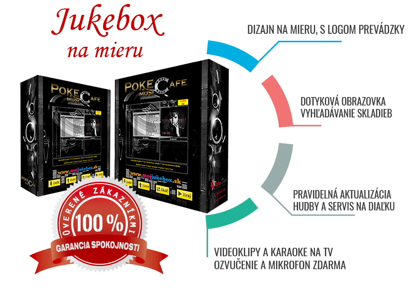 jukebox na mieru