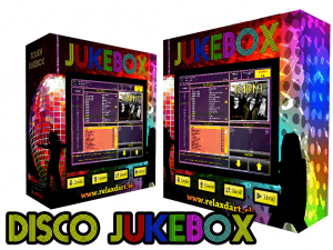 disco jukebox