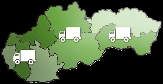 prenájom automatov slovensko